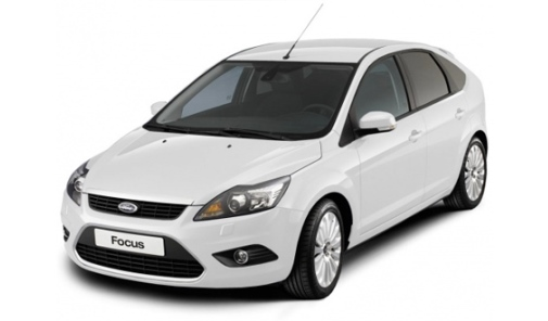 white-ford-focus